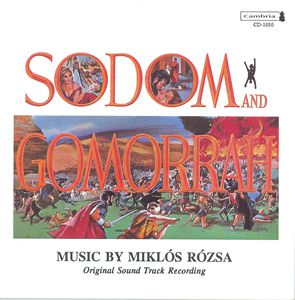 Sodom & Gomarrah (Original Soundtrack)