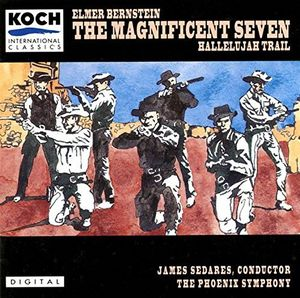 The Magnificent Seven /  Hallelujah Trail (Original Soundtrack) [Import]