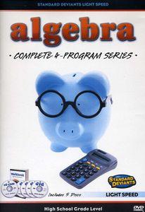 Light Speed Algebra Super Pack