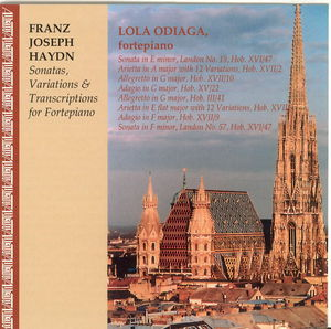 Sonatas Variations & Transcriptions