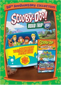 Scooby-Doo Road Trip Usa Triple Feature