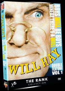 Will Hay Double Feature Volume 1: Boys Will Be Boys /  Where There's a Will