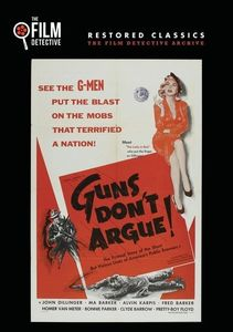 Guns Don't Argue