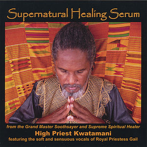 Supernatural Healing Serum