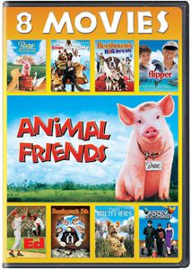 Animal Friends: 8 Movies