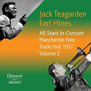 All Stars In Concert Manchester Trade Hall 1957 Vol 2 [Import]