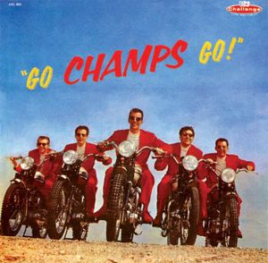 Go Champs Go [Import]