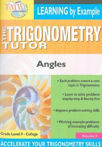 Triginometry: Angles