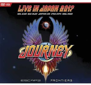 Escape & Frontiers Live In Japan , Journey