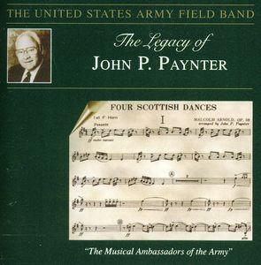 Legacy of John P Paynter