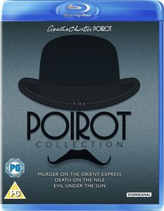 Poirot Blu-ray Box Set [Import]