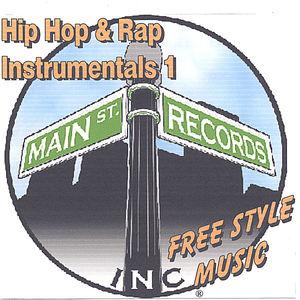 Hip Hop & Rap Instrumentals 1 (Free Style Music)