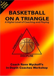 Basketball on Triangle: Higher Level of Coaching