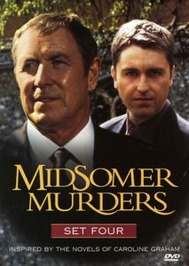 Midsomer Muders: Set 4