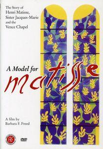 Model for Matisse