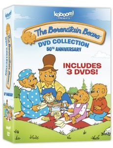 The Berenstain Bears: DVD Collection: 50th Anniversary