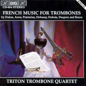 French Music for Trombones /  Various