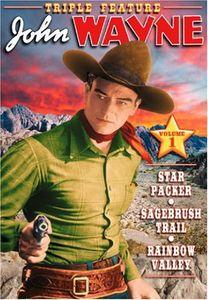 Star Packer /  Sage Brush Trail /  Rainbow Valley