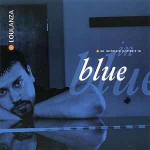 Intimate Portrait in Blue