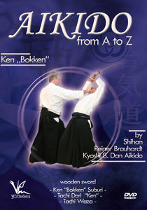Aikido From A To Z: Bokken - Wooden Sword