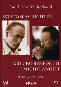 Michelangeli & Richter: Two Titans of the Keyboard