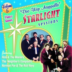 Doo Wop Acappella Starlight Sessions, Vol. 5