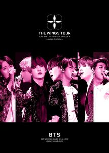 2017 BTS Live Trilogy Episode 3 The Wing Tour: Japan Edition [Import]