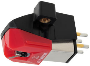 AUDIO TECHNICA ATVM95ML CARTRIDGE MVNG MGNT RED