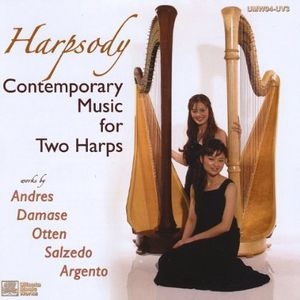 Harpsody-Contemporary Music for Two Harps