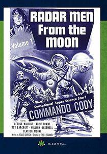 Radar Men from the Moon Volume 1