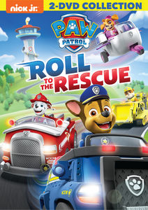 Paw Patrol: Roll To The Rescue