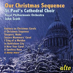 St. Paul's Cathedral Choir John Scott Rpo