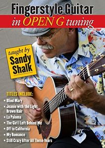 Fingerstyle Guitar in Open G Tuning [Import]