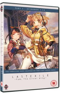 Last Exile: Fam the Silver Wing-Part 1 [Import]
