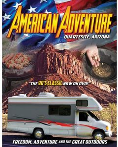 American Adventure: Quartzsite Arizona