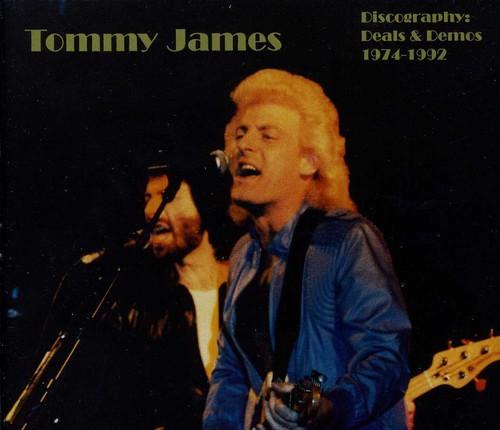 Discography Deals & Demos 74-92