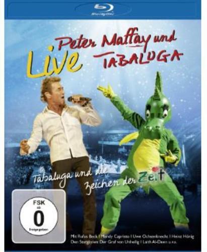 Tabaluga & Die Zeichen Der Zeit: Live [Import]