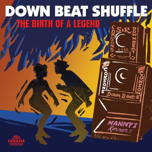 Downbeat Shuffle: Studio One the Birth of a /  Various