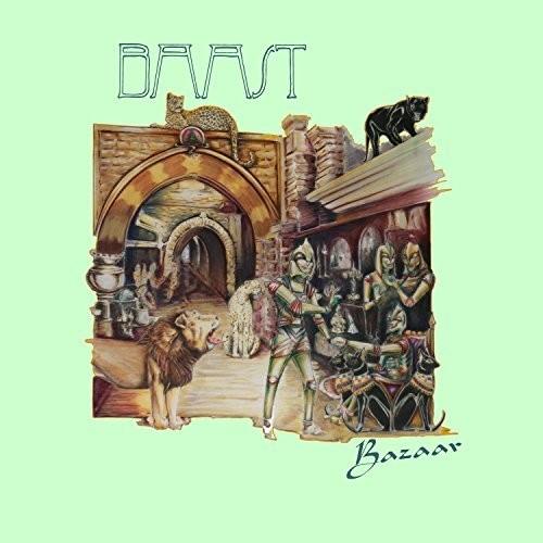 Baast - Bazaar [LP]