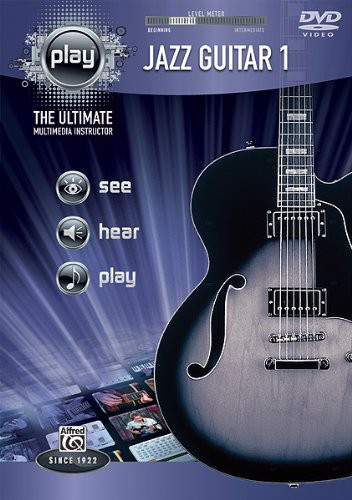 Alfred's PLAY Series Jazz Guitar: Volume 1