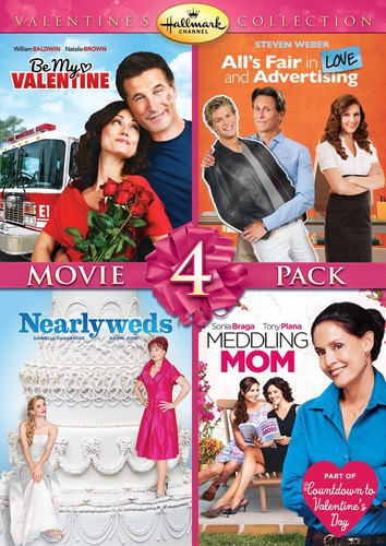 Be My Valentine /  All's Fair in Love and Advertising /  Nearlyweds /  Meddling Mom