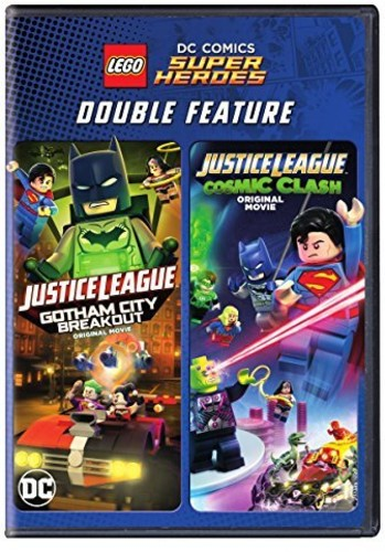 Lego DC Super Heroes: Justice League: Gotham City Breakout /  CosmicClash
