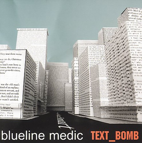 Blueline Medic - Text Bomb