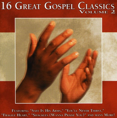 16 Great Gospel Classics 2 /  Various