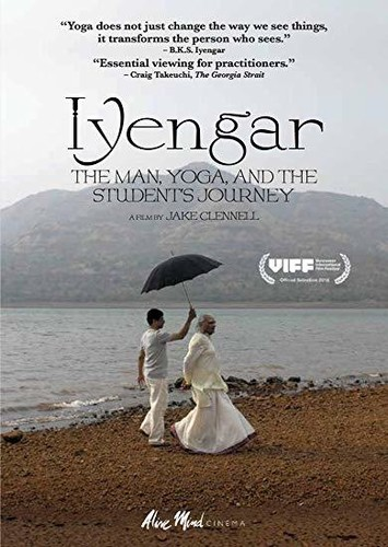 Iyengar: Man /  Yoga & Student's Journey