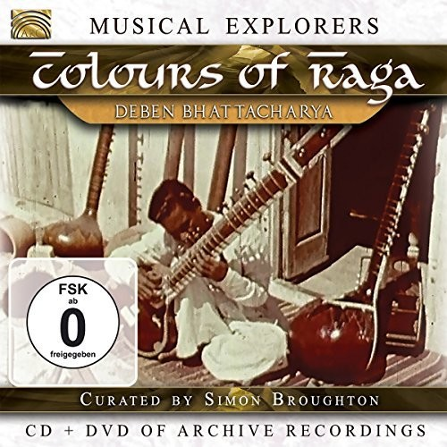 Musical Explorers: Colours Of Raga