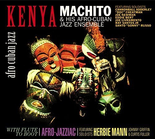 Kenya /  Flute to Boot