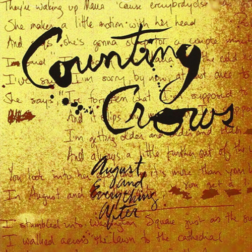 Counting Crows - August And Everything After [2 LP]