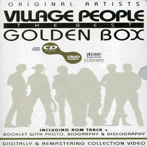 Best of the Village People-Golden Box [Import]