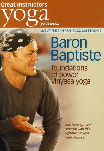 Yoga Journal: Baron Baptiste Foundations of Power